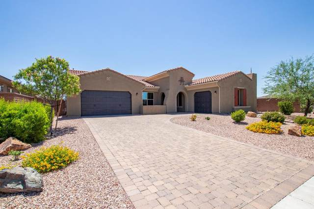 13446 N Trailing Indigo Court, Oro Valley, AZ 85755 (#22013922) :: Long Realty - The Vallee Gold Team
