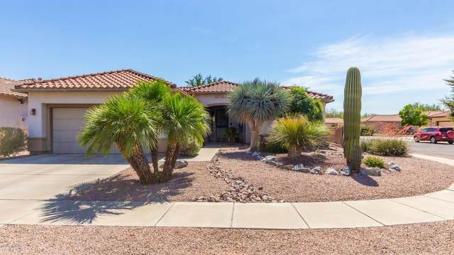 9342 N Wishing Star Drive, Tucson, AZ 85743 (#22013932) :: Long Realty - The Vallee Gold Team