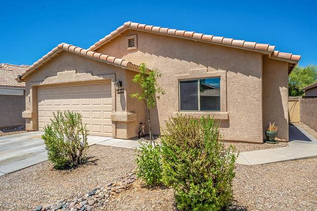 1481 N Old Ranch Road, Tucson, AZ 85745 (#22013933) :: The Local Real Estate Group | Realty Executives