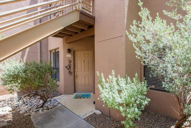 6655 N Canyon Crest Drive #13175, Tucson, AZ 85750 (#22013938) :: Long Realty - The Vallee Gold Team