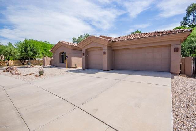 2152 N Water View Court, Tucson, AZ 85749 (#22013943) :: Long Realty - The Vallee Gold Team