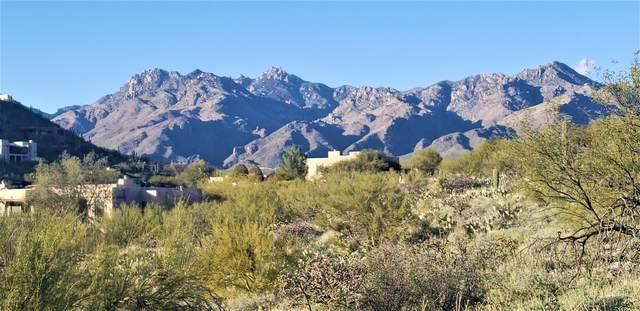 4425 N Santana Place Lot 15, Tucson, AZ 85750 (#22013948) :: Long Realty Company