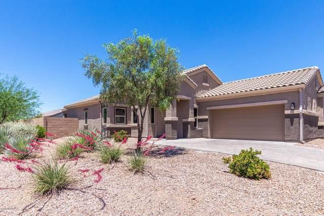 9028 W Twin Springs Drive, Marana, AZ 85653 (#22013953) :: Long Realty - The Vallee Gold Team