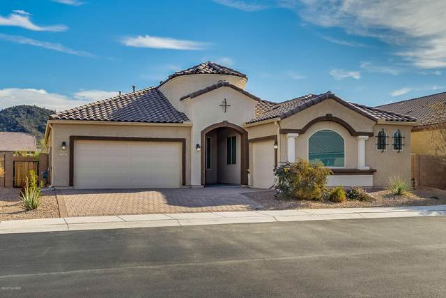 9672 N Havenwood Way, Marana, AZ 85653 (#22013990) :: Long Realty - The Vallee Gold Team