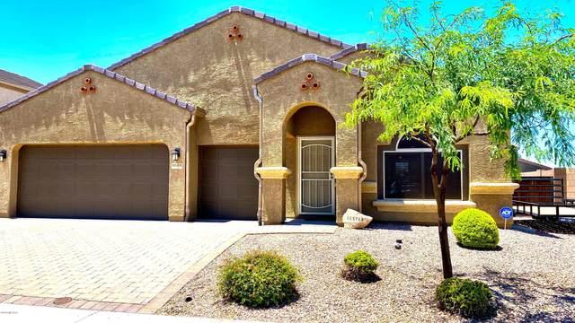 8688 W Hanbury Road, Marana, AZ 85653 (#22014009) :: Long Realty - The Vallee Gold Team