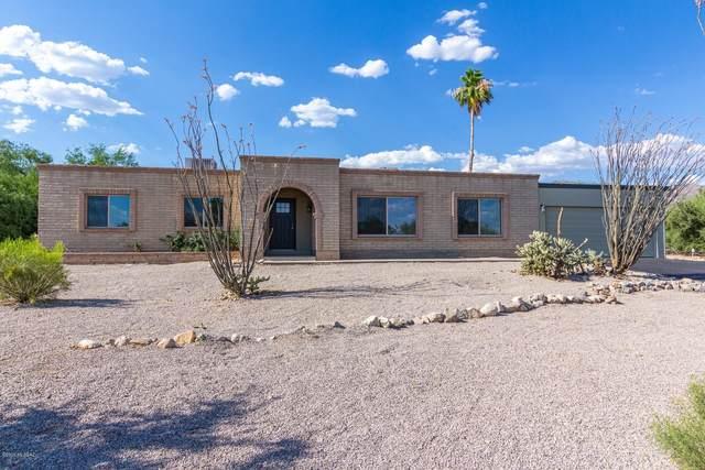 10791 E Oakwood Drive, Tucson, AZ 85749 (#22014014) :: Long Realty - The Vallee Gold Team
