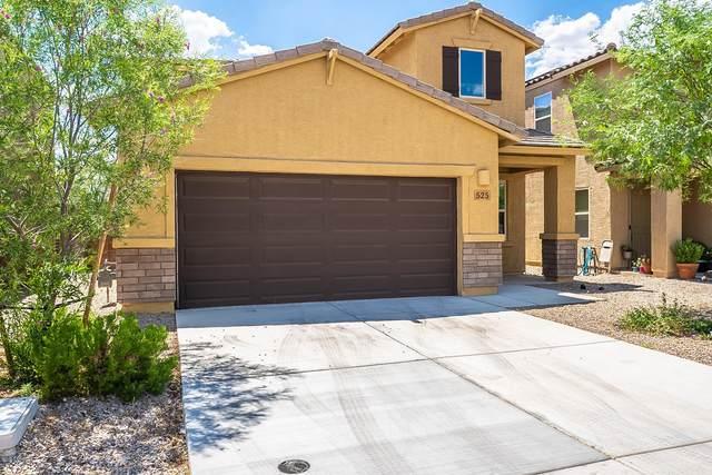 525 N Pecan Sweeper Lane, Sahuarita, AZ 85629 (#22014015) :: Long Realty - The Vallee Gold Team