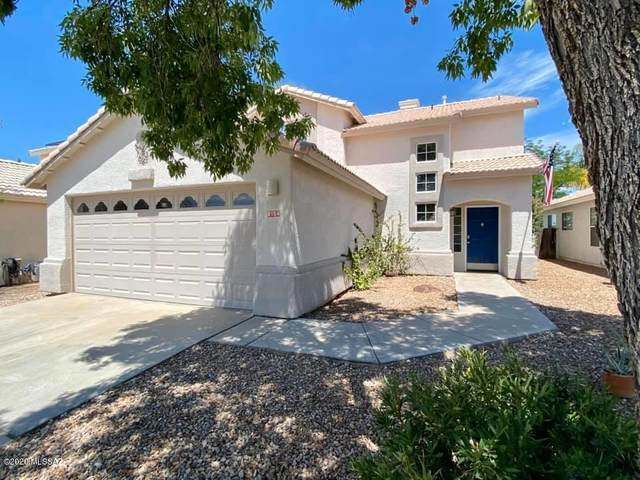 8164 S Via Elemental, Tucson, AZ 85747 (#22014036) :: Long Realty - The Vallee Gold Team