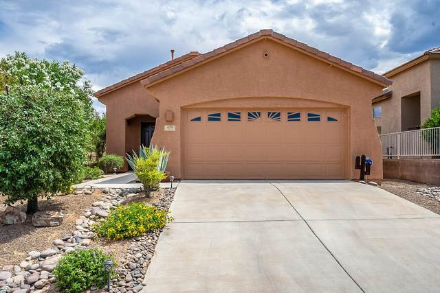 429 W Chardin Drive, Green Valley, AZ 85614 (#22014040) :: Long Realty - The Vallee Gold Team
