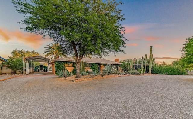 5220 E 18Th Street, Tucson, AZ 85711 (#22014053) :: Long Realty - The Vallee Gold Team