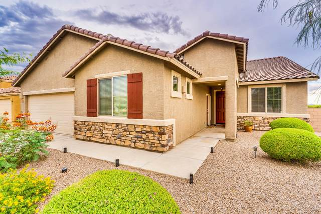 7576 S Barnhill Drive, Tucson, AZ 85757 (#22014068) :: Long Realty - The Vallee Gold Team