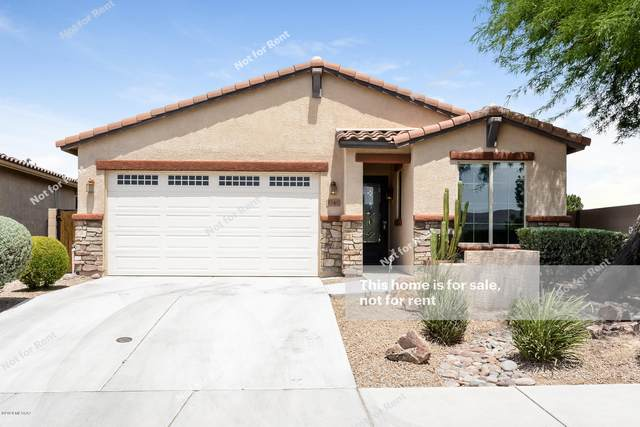8540 N Continental Links Drive, Tucson, AZ 85743 (#22014070) :: Long Realty - The Vallee Gold Team