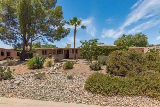 3325 N Manor Drive, Tucson, AZ 85750 (#22014074) :: Long Realty Company