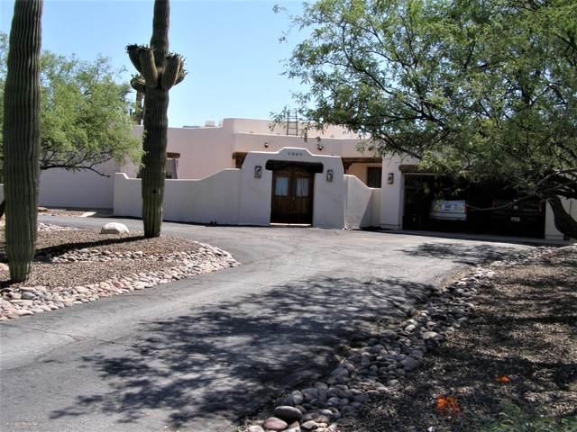 4288 N Homestead Avenue, Tucson, AZ 85749 (#22014075) :: Long Realty - The Vallee Gold Team