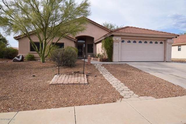 8907 E Maxwell Drive, Tucson, AZ 85747 (#22014083) :: Long Realty - The Vallee Gold Team