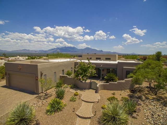 875 S Corte Monte Cristo, Green Valley, AZ 85614 (#22014084) :: Long Realty - The Vallee Gold Team