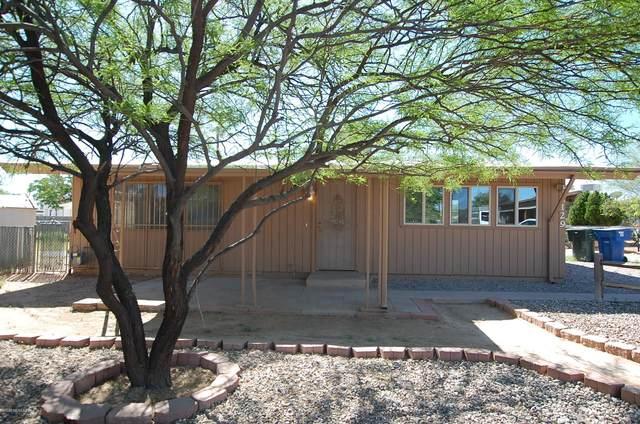 2129 S Amigo Avenue, Tucson, AZ 85713 (#22014094) :: Long Realty - The Vallee Gold Team