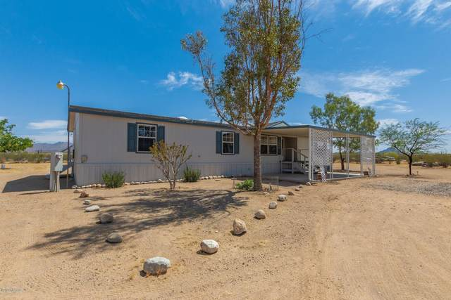 4325 S Jerome Avenue, Tucson, AZ 85735 (#22014098) :: Long Realty - The Vallee Gold Team