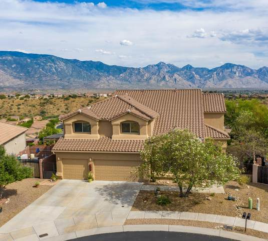 60441 E Eagle Ridge Drive, Tucson, AZ 85739 (#22014100) :: Long Realty - The Vallee Gold Team