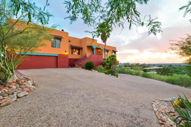 1280 E El Conquistador Way, Tucson, AZ 85704 (#22014109) :: Keller Williams