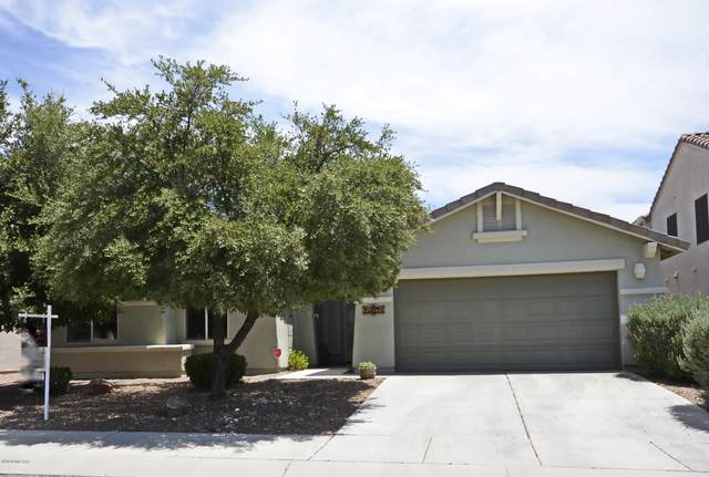 10024 N Blue Crossing Way, Tucson, AZ 85743 (#22014156) :: Long Realty - The Vallee Gold Team