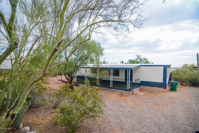 11396 W Ina Road, Tucson, AZ 85743 (#22014158) :: eXp Realty