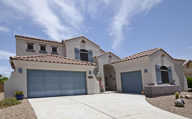 10018 N Blue Crossing Way, Tucson, AZ 85743 (#22014159) :: eXp Realty