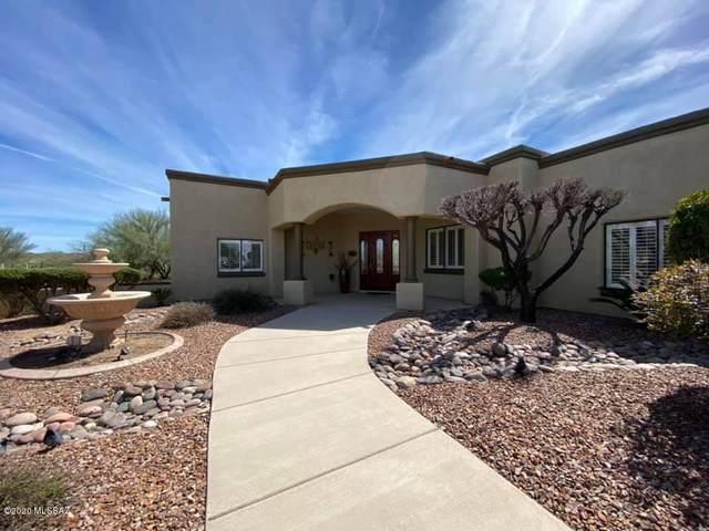 9448 E Barrel Springs Place, Vail, AZ 85641 (#22014165) :: eXp Realty