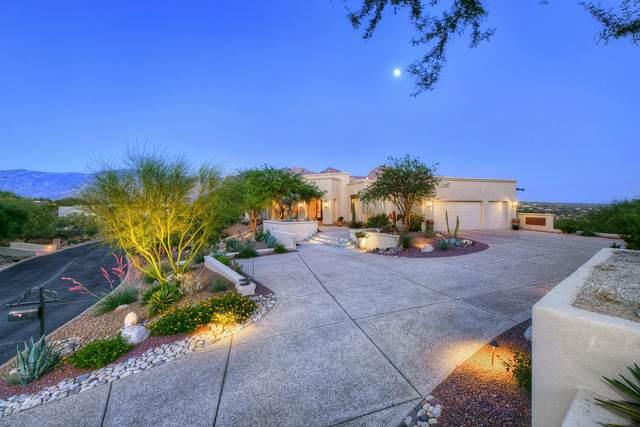 975 W Broken Stone Place, Oro Valley, AZ 85737 (#22014169) :: Keller Williams