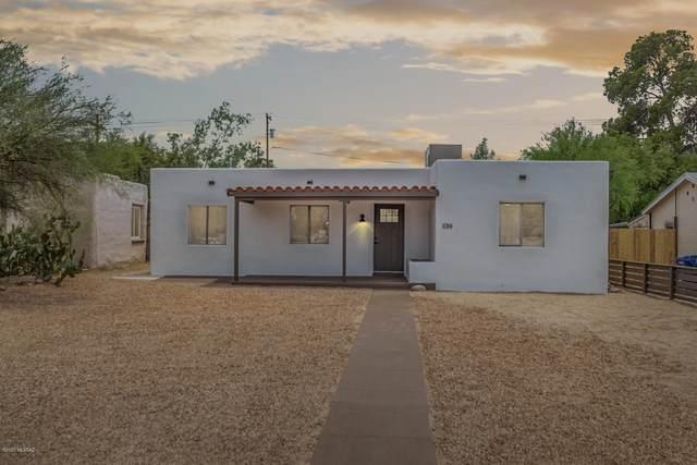 1014 E Copper Street, Tucson, AZ 85719 (#22014171) :: The Local Real Estate Group   Realty Executives