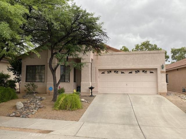 9150 E Dawn Post Road, Tucson, AZ 85749 (#22014191) :: Long Realty - The Vallee Gold Team