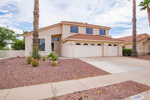 8586 N Sayante Way, Tucson, AZ 85743 (#22014216) :: Long Realty - The Vallee Gold Team