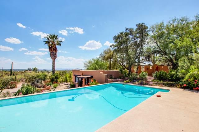 5200 N Camino Real, Tucson, AZ 85718 (#22014227) :: Realty Executives Tucson Elite