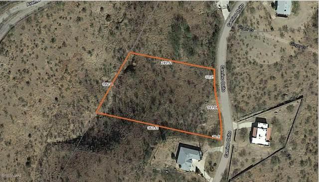 430 Camino Osito #21, Rio Rico, AZ 85648 (#22014263) :: Luxury Group - Realty Executives Arizona Properties