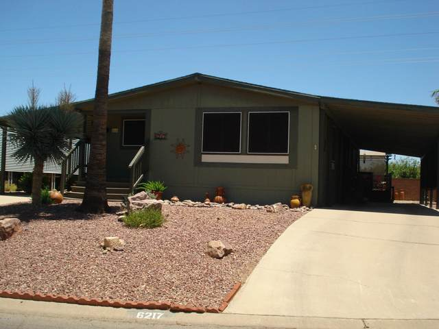 6217 S Mainside Drive, Tucson, AZ 85746 (#22014301) :: Long Realty - The Vallee Gold Team