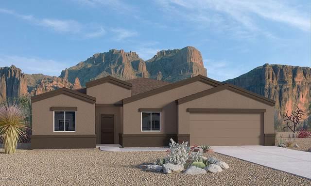 2726 E Calle Tobo, Tucson, AZ 85706 (#22014309) :: Long Realty - The Vallee Gold Team