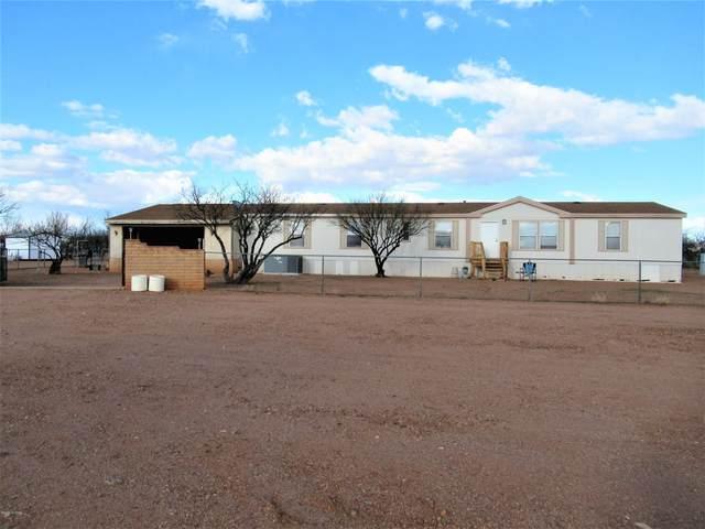 1387 E Adams Road, Huachuca City, AZ 85616 (#22014341) :: Long Realty - The Vallee Gold Team