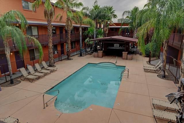 55 N Cherry Avenue #215, Tucson, AZ 85719 (#22014369) :: eXp Realty