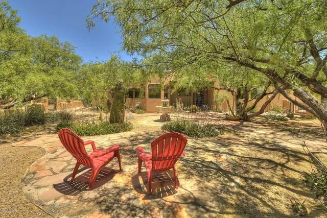12202 E Hillcrest Circle, Tucson, AZ 85747 (#22014405) :: Long Realty - The Vallee Gold Team