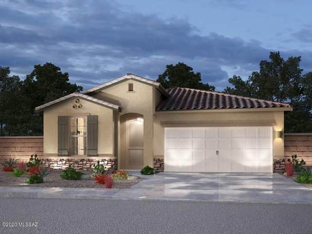 14208 E Axle Drive, Vail, AZ 85641 (#22014427) :: Long Realty - The Vallee Gold Team