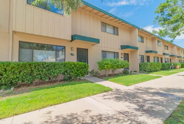 1372 S Avenida Polar M-4, Tucson, AZ 85710 (#22014428) :: Long Realty - The Vallee Gold Team
