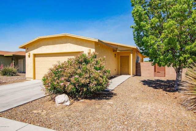 7142 S Corona Place, Tucson, AZ 85756 (#22014469) :: Long Realty - The Vallee Gold Team