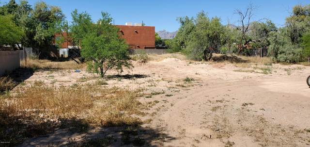 515 E Navajo Road Portion, Tucson, AZ 85705 (#22014484) :: Long Realty - The Vallee Gold Team
