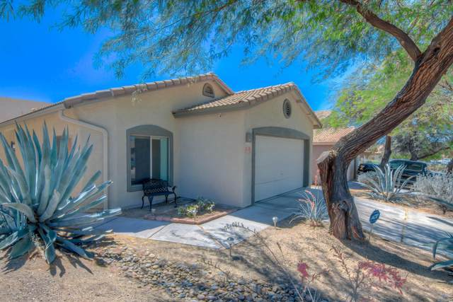 1057 S Speckled Stone Way, Tucson, AZ 85710 (#22014509) :: The Local Real Estate Group | Realty Executives