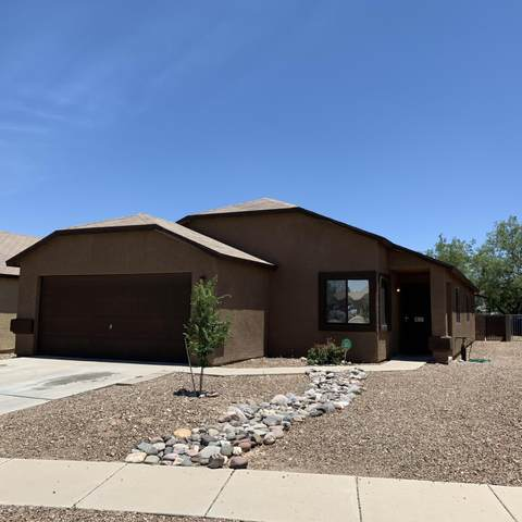 6007 S Galiuro Drive, Tucson, AZ 85706 (#22014546) :: Long Realty - The Vallee Gold Team