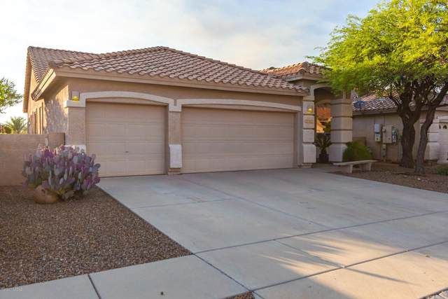 2507 E Big View Drive, Oro Valley, AZ 85755 (#22014606) :: Long Realty - The Vallee Gold Team