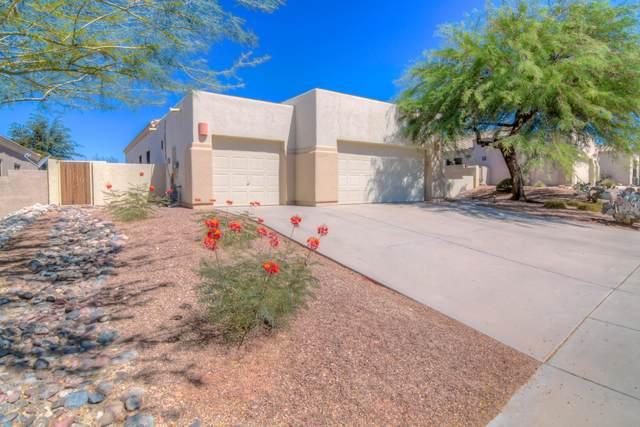 13911 N Eddington Place, Oro Valley, AZ 85755 (#22014637) :: Long Realty - The Vallee Gold Team