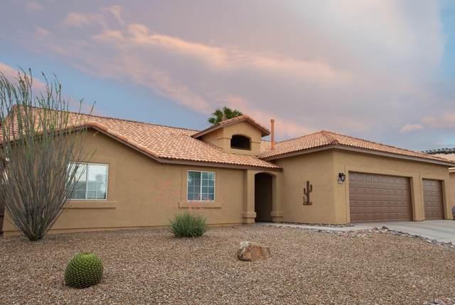 9585 E Paseo Juan Tabo, Tucson, AZ 85747 (#22014642) :: Long Realty - The Vallee Gold Team