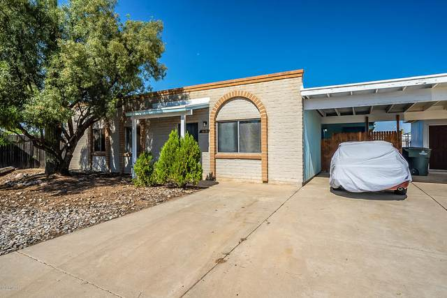3638 S Hamilton Place, Tucson, AZ 85730 (#22014678) :: Long Realty - The Vallee Gold Team
