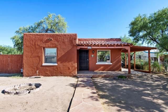 513 W Palmdale Street, Tucson, AZ 85714 (#22014682) :: AZ Power Team | RE/MAX Results